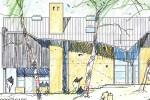 Landvilla for 3 familier og 3 generationer ved Lillebælt