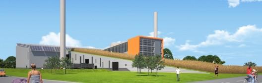 Biovarmeværk i Billund