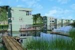 Ny Nørrebro Park langs søens bue, Konkurrenceprojekt